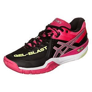 ASICS Gel-Blast 6 Handballschuhe Damen schwarz / pink
