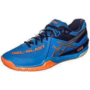ASICS Gel-Blast 6 Handballschuhe Herren blau / orange