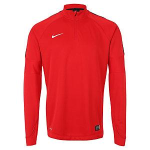 Nike Squad 15 Ignite Midlayer Sweatshirt Herren rot / weiß / schwarz