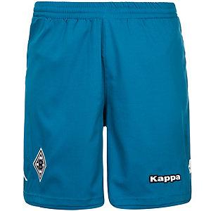 KAPPA Borussia Mönchengladbach 3rd 2015/2016 Fußballshorts Herren blau