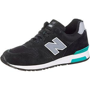 NEW BALANCE ML 565 Sneaker Herren schwarz