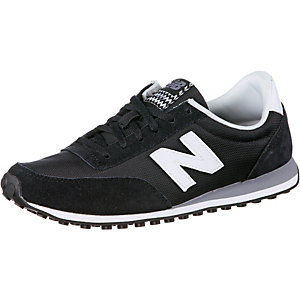 NEW BALANCE WL 410 Sneaker Damen schwarz