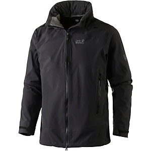 Jack Wolfskin Impulse Softshelljacke Herren anthrazit