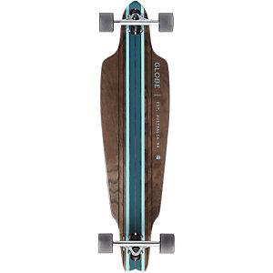 "Globe Prowler 38"" Longboard-Komplettset braun/blau"