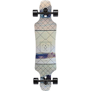 AREA Gorl Longboard-Komplettset Bunt