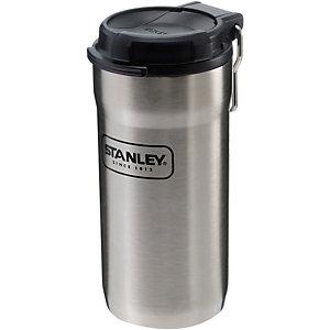 Stanley Adventure Isolierflasche silberfarben