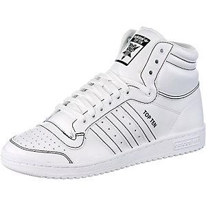 adidas Top Ten Hi Sneaker Herren weiß