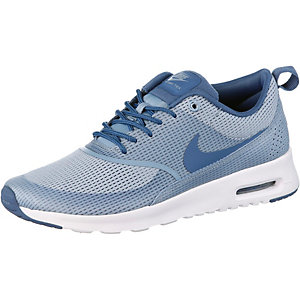 nike air max thea sneaker damen blue grey ocean fog whit. Black Bedroom Furniture Sets. Home Design Ideas