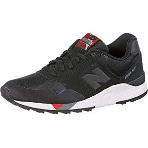 NEW BALANCE ML 850 Sonic Sneaker Herren schwarz