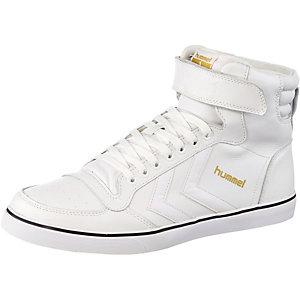 hummel Stadil Classic Sneaker weiß