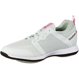 Reebok Easytone 2.0 ATH STYLITE Walkingschuhe Damen weiß/mint