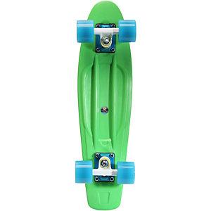 "AREA Candyboard 22,5"" Skateboard-Komplettset grün"