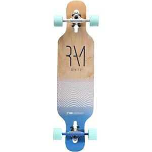 "RAM Okum 36"" Longboard-Komplettset braun"