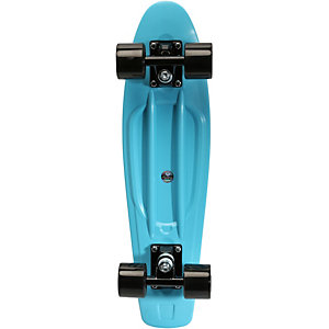 "AREA Candyboard 22,5"" Skateboard-Komplettset blau"
