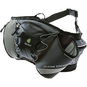Deuter Pulse Three Hipbag granit/schwarz