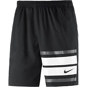"""Nike Court 9"""" Tennisshorts Herren schwarz"""