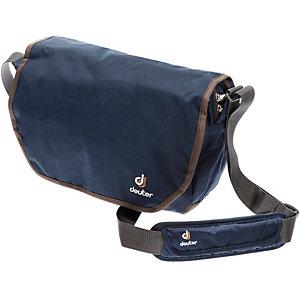 Deuter Carry Out Umhängetasche dunkelblau/braun