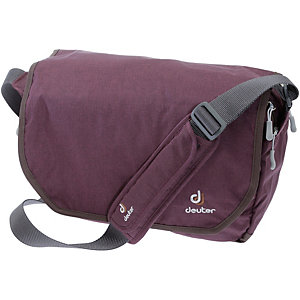 Deuter Carry Out Umhängetasche aubergine/braun