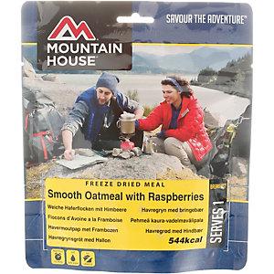 Mountain House Trekkingnahrung Glatte Haferflocken mit Himbeeren