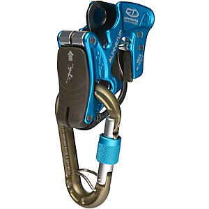 Climbing Technology Alpine-Up Sicherungsgerät blau