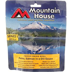 Mountain House Trekkingnahrung Lachs und Kartoffeln