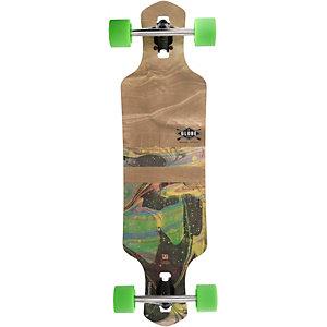 "Globe Geminon 35"" Longboard-Komplettset grün"