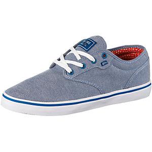 Globe Motley Sneaker Herren blau