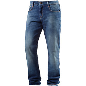 LTB Justin X Straight Fit Jeans Herren blue denim