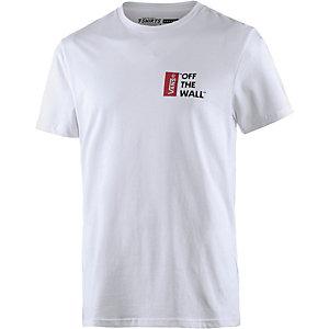 Vans Off The Wall T-Shirt Herren weiß