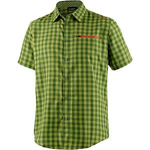 CMP Kurzarmhemd Herren grün