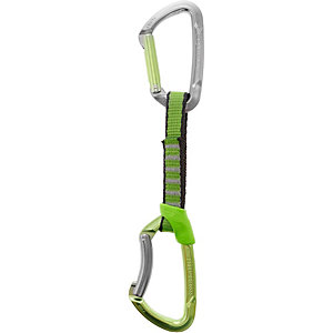 Climbing Technology Lime Set NY Expressen grün/silberfarben
