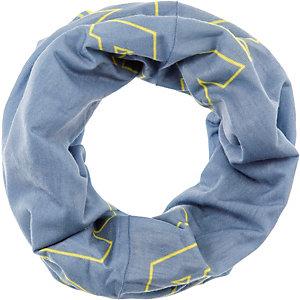Mammut Zion Stirnband blau/gelb