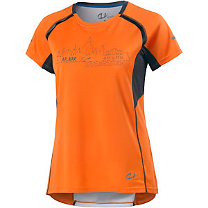 unifit Dresden Laufshirt Damen orange