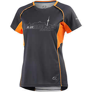 unifit Berlin Funktionsshirt Damen dunkelgrau