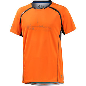 unifit Stuttgart Laufshirt Herren orange