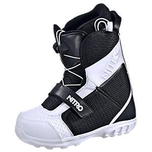 Nitro Snowboards Snowboard Boots Kinder weiß/schwarz