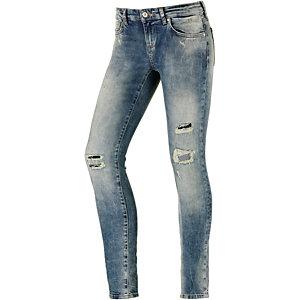 LTB Mina Skinny Fit Jeans Damen blue denim