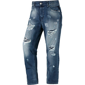 replay gracelly boyfriend jeans damen destroyed denim im online shop von sportscheck kaufen. Black Bedroom Furniture Sets. Home Design Ideas