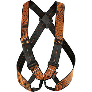 SKYLOTEC Thorax Klettergurt orange/anthrazit