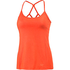 Arcteryx Siurana Funktionstop Damen orange