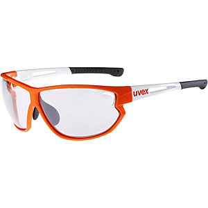 Uvex Sportstyle 810 vm Sportbrille orange white