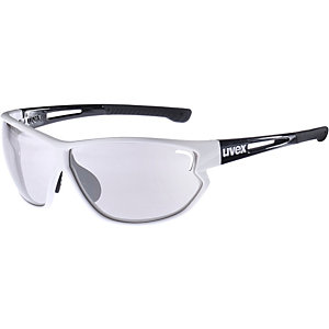 Uvex Sportstyle 810 vm Sportbrille white black