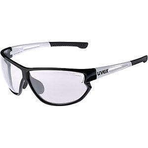 Uvex Sportstyle 810 vm Sportbrille black white
