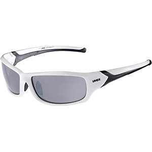 Uvex Sportstyle 211 Sonnenbrille white black