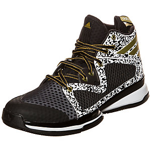 adidas Adizero PG Basketballschuhe Herren schwarz / gold