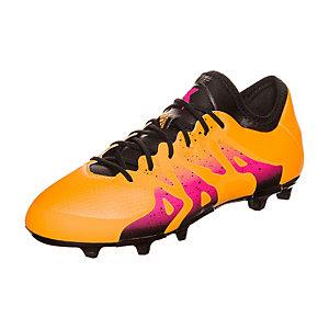 adidas X 15.1 Fußballschuhe Kinder gold / pink