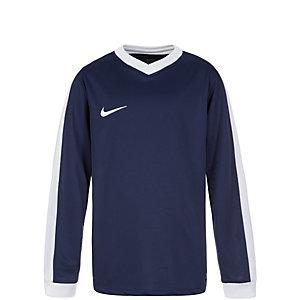Nike Striker IV Fußballtrikot Kinder dunkelblau / weiß