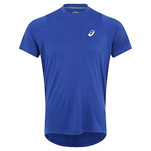 ASICS Club Tennisshirt Herren blau