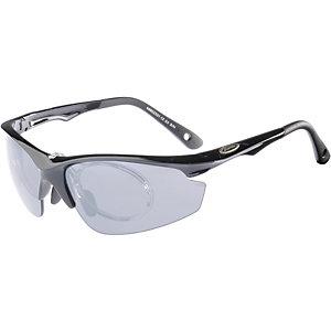 ALPINA Sportbrille black