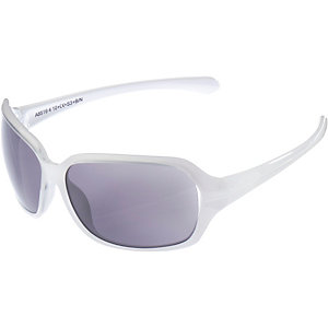 ALPINA A 70 Sonnenbrille white transparent